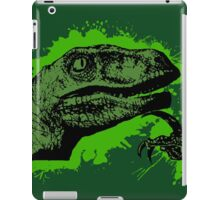 Philosoraptor iPad Case/Skin