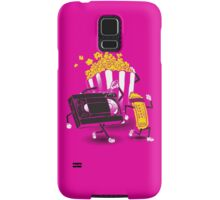 Movie Marathon Samsung Galaxy Case/Skin