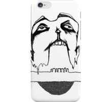 THE HEAD iPhone Case/Skin
