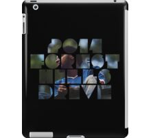 J.COLE '2014 Forest Hills Drive' iPad Case/Skin