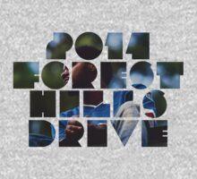 J.COLE '2014 Forest Hills Drive' Kids Clothes