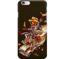 Jerry and the Bandit. Awesome mashup. iPhone Case/Skin
