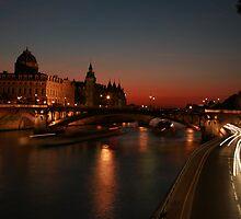 Historical Paris by Kevin Hayden