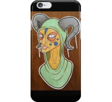 Disgusted iPhone Case/Skin