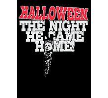 Michael Myers - Halloween Photographic Print