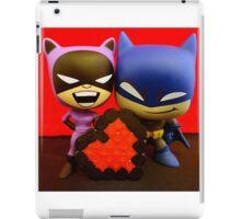 Catwoman & Batman Valentines iPad Case/Skin