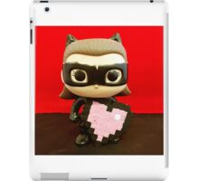 Catwoman Valentines iPad Case/Skin
