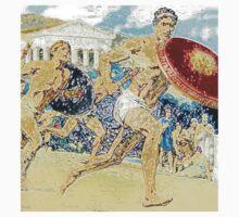 Ancient Olympics by Blahzeedee