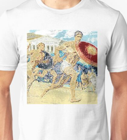 Ancient Olympics Unisex T-Shirt