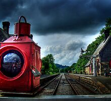 Railway by Anthony Gregory