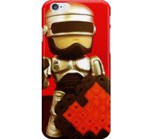 Robocop Valentines iPhone Case/Skin