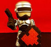 Robocop Valentines by FendekNaughton