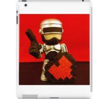Robocop Valentines iPad Case/Skin
