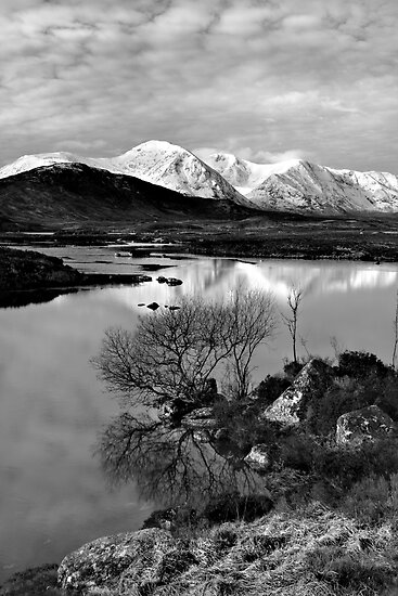 Across To The Mountains by Kevin Skinner