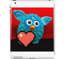Furby Loves U-nye iPad Case/Skin