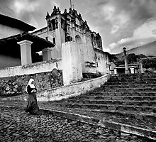 Antigua Nun by Freddy Murphy