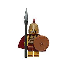 LEGO Spartan Warrior by jenni460