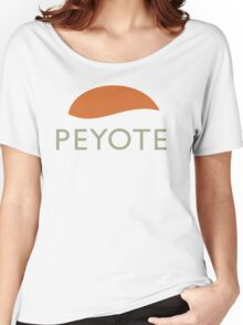Peyote Women's Relaxed Fit T-Shirt