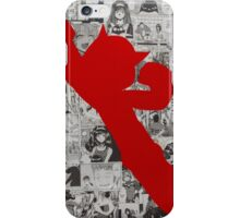 Astro Collage - Red iPhone Case/Skin