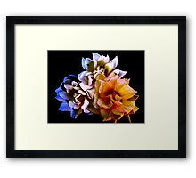 The Trinity Factor Framed Print