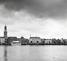 kampen, The Netherlands by VanOostrum