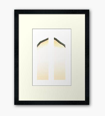 Big Dune, Thurra River Framed Print