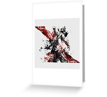 Assassin's Creed #1 Greeting Card