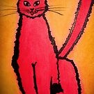 Pink Catt, Rose Loya by Rose Loya