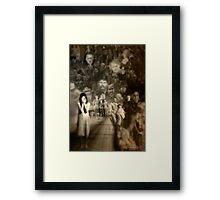 La Soledad Framed Print