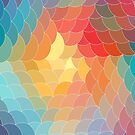 abstract background by Tanor