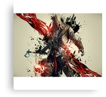 Assassin's Creed #2 Canvas Print