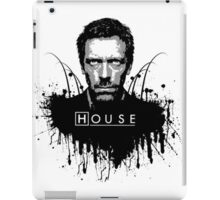 Dr House iPad Case/Skin
