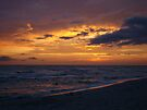After the sunset by Sandy Keeton