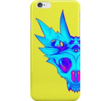HorndSkull - ChilldMap iPhone Case/Skin