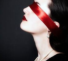 blindfolded by Joana Kruse