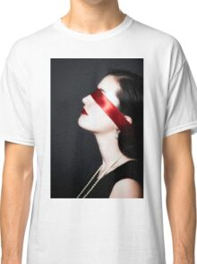 blindfolded Classic T-Shirt