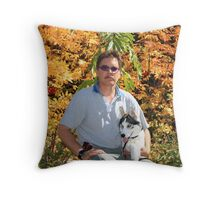 Two Loves  Throw Pillow