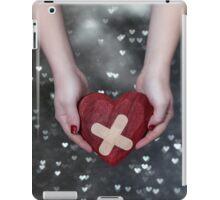 broken heart iPad Case/Skin