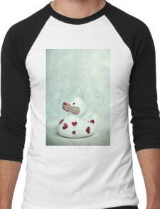 rubber duck Men's Baseball ¾ T-Shirt