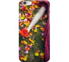 bedded in petals iPhone Case/Skin