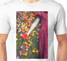 bedded in petals Unisex T-Shirt