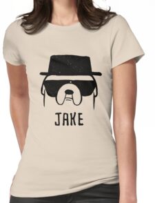 Adventure Time - Big Dog (Jake) Womens Fitted T-Shirt