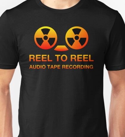 Reel To Reel Colorful  Unisex T-Shirt