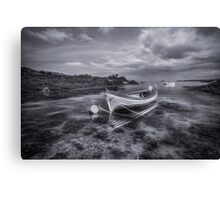 Dream Boat Canvas Print