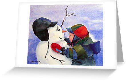 Cold Hands, Warm Heart by Lora Garcelon