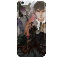 Tokyo Ghoul group iPhone Case/Skin