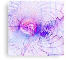 Wave motion Canvas Print