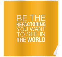 Refactoring Positivity Poster