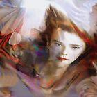 """Dream Angel"" © 2008 Brad Michael Moore by Brad Michael Moore"