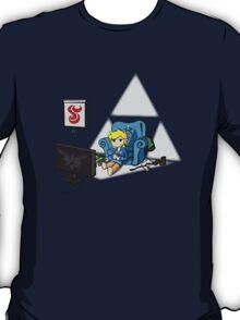 Just Wind Wakin' Up (Legend of Zelda Wind Waker) T-Shirt